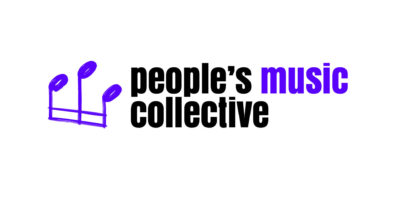 The People's Music Collective logo