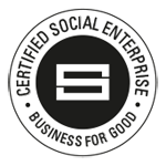 Certified Social Enterprise Badge